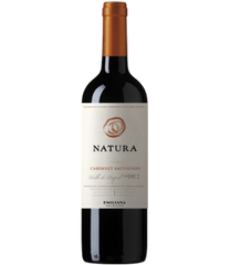 2018 Emiliana Natura Cabernet Sauvignon, Central Valley, Chile (750 mL)