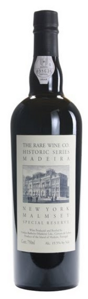 NV The Rare Wine Co. Historic Series New York Malmsey Special Reserve by Barbeito, Madeira, Portugal (750ml)