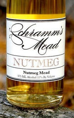 Schramm's Nutmeg Mead, Michigan, USA (375ml) HALF BOTTLE