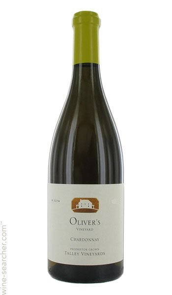 2014 Talley Vineyards 'Oliver's Vineyard' Chardonnay, Edna Valley, USA (750ml)