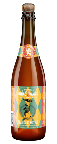 Ommegang Brewery Bigger And Bretter Biere De Garde Ale Beer, New York, USA (750ml)