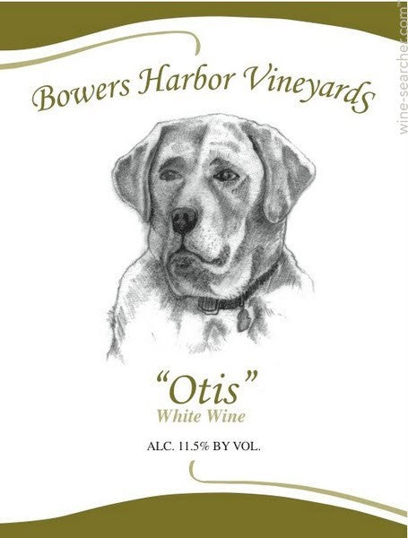 NV Bowers Harbor Vineyards 'Otis' White, Michigan, USA (750ml)