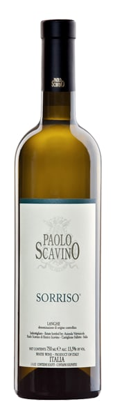 2018 Paolo Scavino Langhe Bianco, Piedmont, Italy (750ml)
