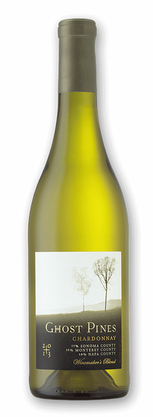 2014 Ghost Pines 'Winemaker's Blend' Chardonnay, California, USA (750ml)
