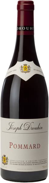 2015 Joseph Drouhin Pommard, Cote de Beaune, France (750ml)