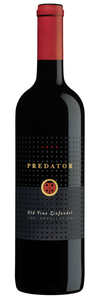 2018 Predator Old Vine Zinfandel, Lodi, USA (750ml)
