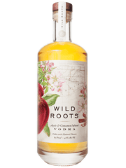 Wild Roots Apple & Cinnamon Infused Vodka, Oregon, USA (750ml)