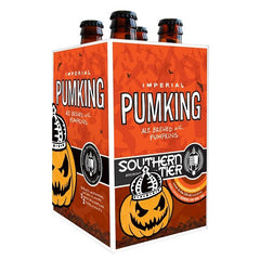 4pk-2020 Southern Tier Pumking Imperial Ale Beer, USA (12oz)