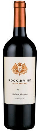 2014 Nine North Wine Company Rock & Vine Three Ranches Cabernet Sauvignon, North Coast, USA (750 ml)