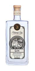 Detroit City Distillery 'Railroad' Gin, Michigan, USA (750ml)