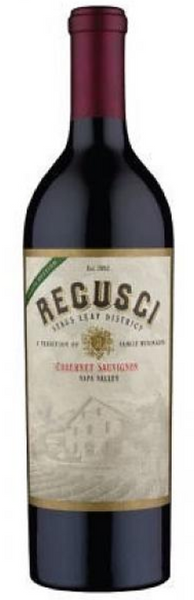 2014 Regusci Winery Cabernet Sauvignon, Stags Leap District, USA (750ml)