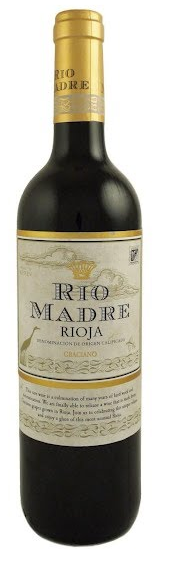2015 Rio Madre Graciano, Rioja DOCa, Spain (750 mL)