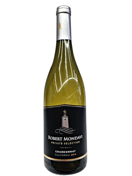 2017 Robert Mondavi Winery Private Selection Chardonnay, Central Coast, USA (750ml)