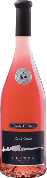 2018 Couly-Dutheil Chinon Rene Couly Rose, Loire, France (750ml)