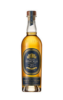 Royal Brackla Cawdor Estate 21 Year Old Single Malt Scotch Whisky, Speyside, Scotland (750ml)