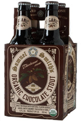 24pk-Samuel Smith's Organic Chocolate Stout Beer, England (12oz)