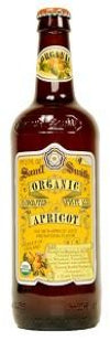 12pk-Samuel Smith's Organic Apricot Fruit Ale Beer, England (550ml)