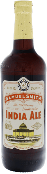 24pk-Samuel Smith's India Pale Ale Beer, England (12oz)
