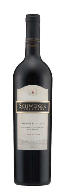 2010 Schweiger Vineyards Cabernet Sauvignon, Spring Mountain District, USA (750 mL)