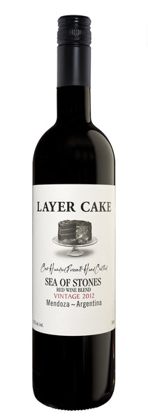 2016 Layer Cake 'Sea of Stones' Red, Mendoza, Argentina (750ml)