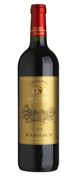 2009 Maison Sichel Margaux, Bordeaux, France (750ml)