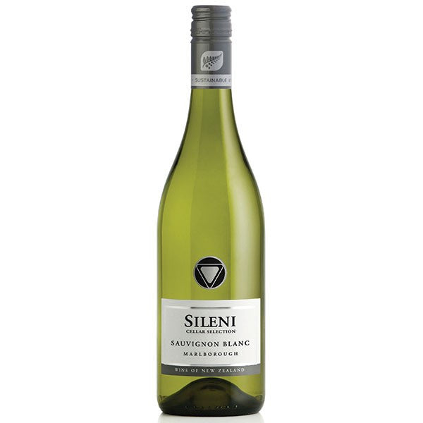 2016 Sileni Estates Cellar Selection Sauvignon Blanc, Marlborough, New Zealand (750ml)