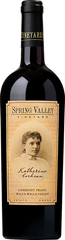 2013 Spring Valley Vineyard Kathryn Corkrum Cabernet Franc, Walla Walla Valley, USA  (750ml)