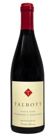 2013 Talbott Vineyards Diamond T Vineyard Pinot Noir, Monterey, USA (750ml)
