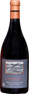 2013 Lemelson Vineyards 'Thea's Selection' Pinot Noir, Willamette Valley, USA (750ml)