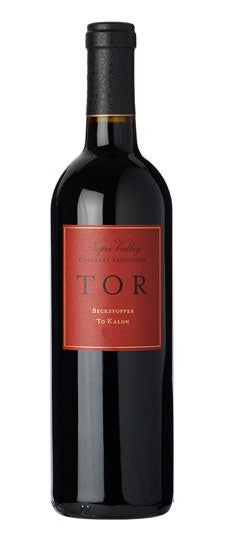 2015 Tor Wines Beckstoffer To Kalon Vineyard Cabernet Sauvignon, Napa Valley, USA (750ml)