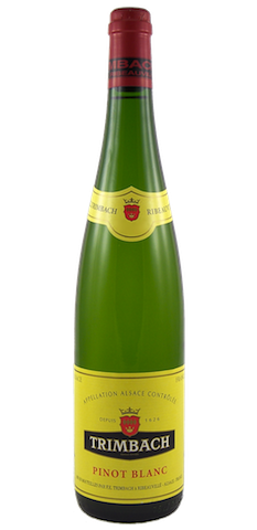 2013 F E Trimbach Pinot Blanc, Alsace, France (750ml)