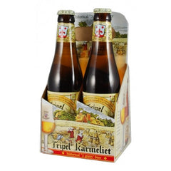 "4pk-Bosteels Triple Karmeliet ""3 Grain"" Belgian Style Triple Ale Beer, Belgium (330ml)"