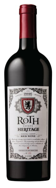 2016 Roth Estate Heritage Red, Alexander Valley, USA (750ml)