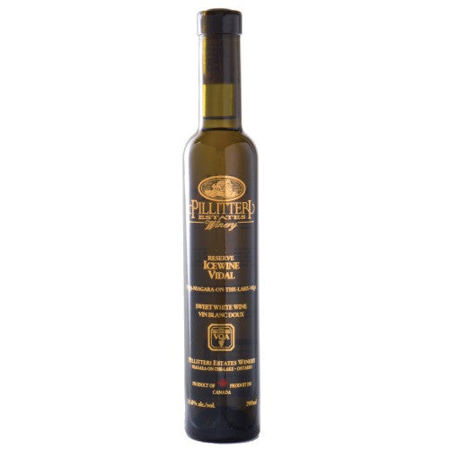 2013 Pillitteri Estates Winery Vidal Icewine Reserve, Niagara-on-the-Lake, Canada (375ml)