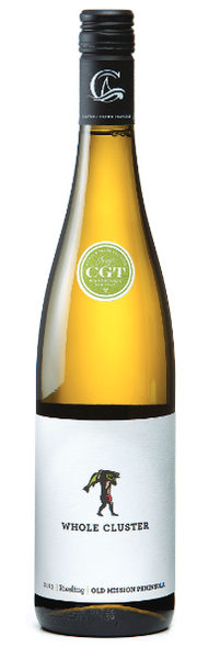 2014 Chateau Grand Traverse Whole Cluster Riesling, Old Mission Peninsula, USA (750ml)