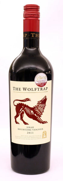 2015 Boekenhoutskloof The Wolftrap Syrah - Mourvedre - Viognier, Franschhoek Valley, South Africa (750ml)