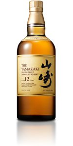 The Yamazaki 12 Year Old Single Malt Whisky, Japan (750ml)