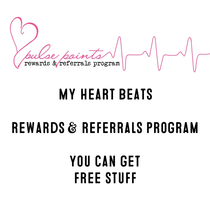 Pulse Points is My Heart Beats rewards and referrals program