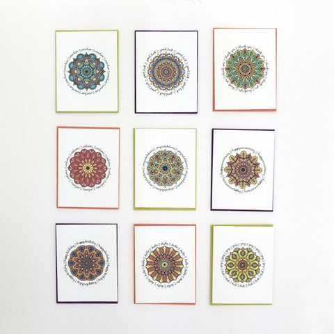 Happy Mail Mandala Collection