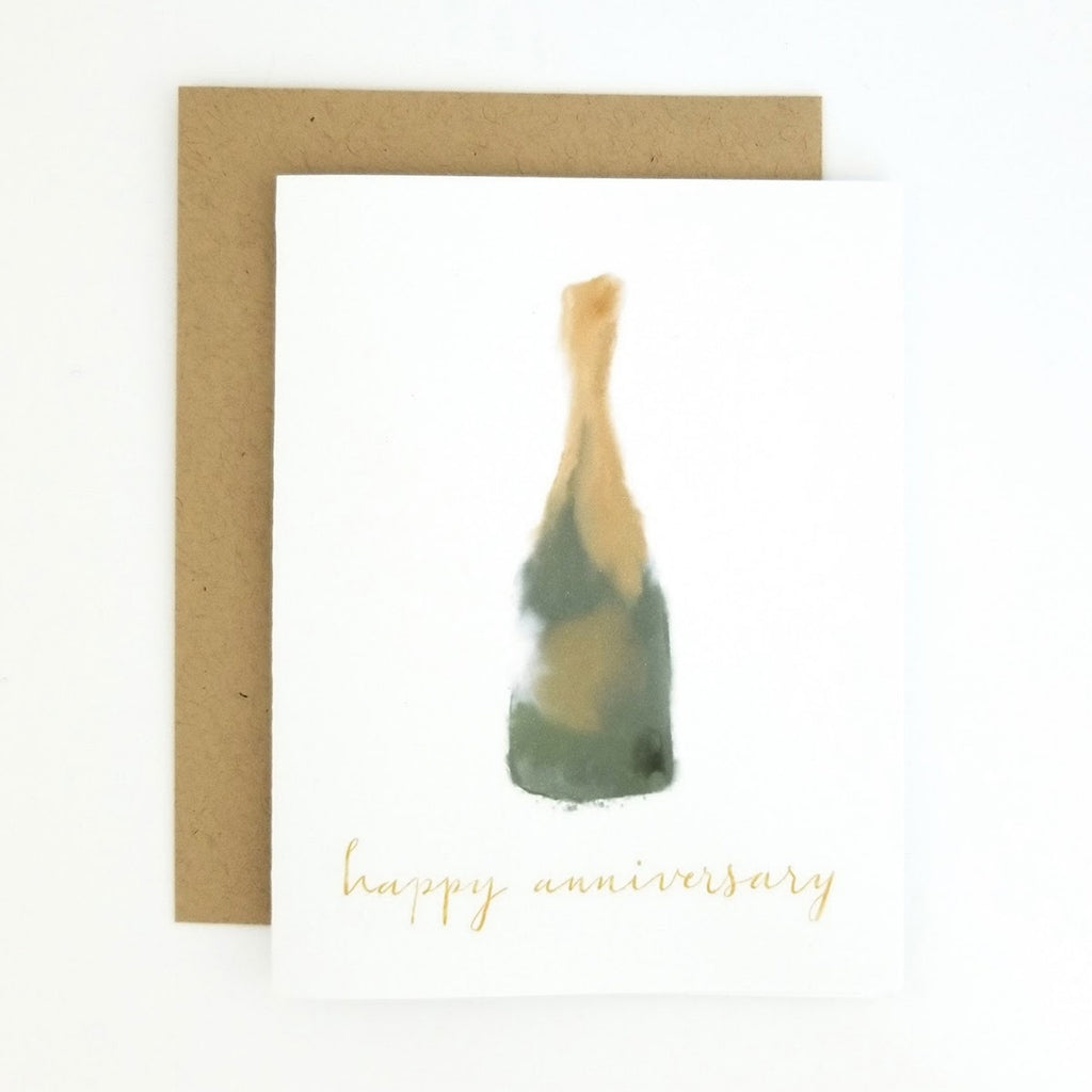 Happy Mail Wine Anniversary