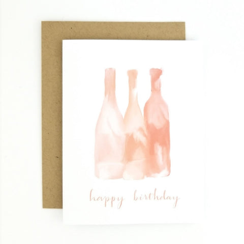 Happy Mail Wine Birthday