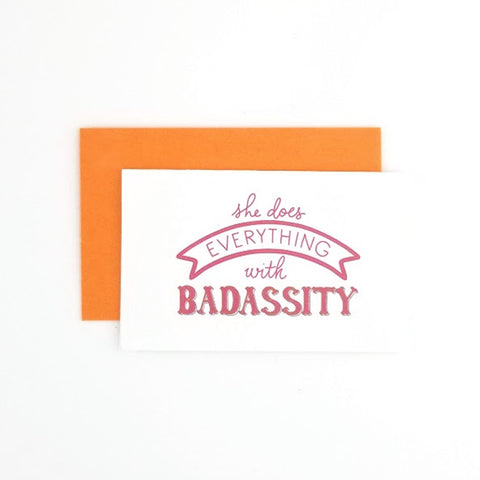 Badass Pitter Patter Everything (10 pack)