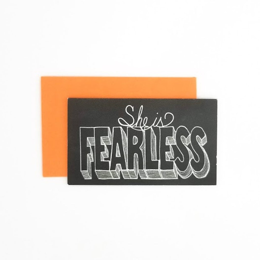 She is . . . Pitter Patter Fearless (10 Pack)