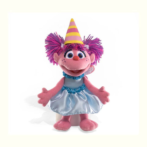 "Gund Sesame Street Happy Birthday Abby Cadabby  12"" #319968"