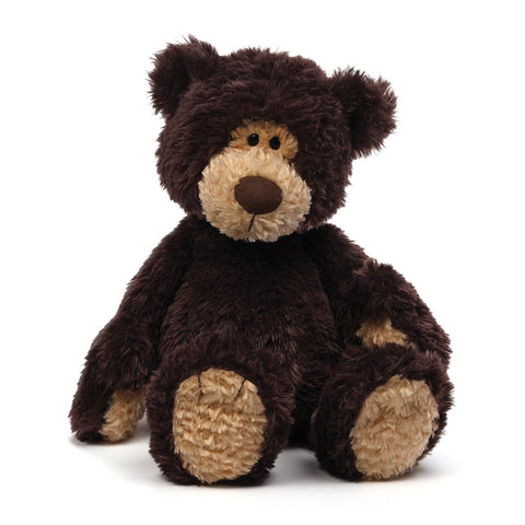 "Gund Plush Babbs Teddy Bear Plum 18"" #4044009"