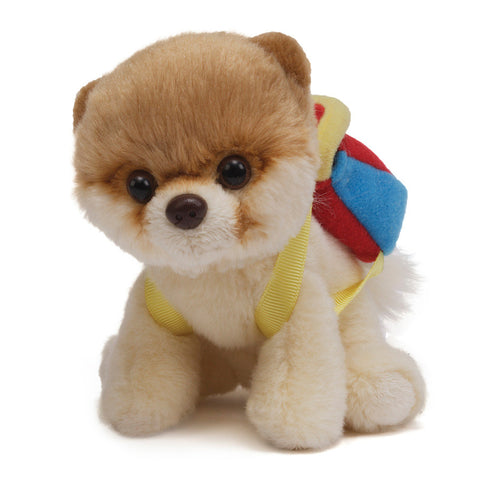 "Gund Plush Itty Bitty BOO BOO with Backpack #20 5"" #40444045"