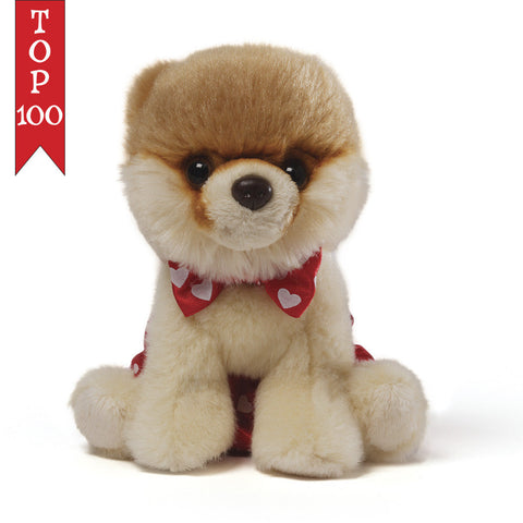 "GUND Plush Itty Bitty ""BOO"" #019 Bowtie and Boxers, 5"" #4044046"