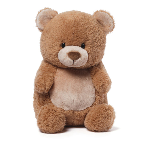 "Gund Tubbs Plush Brown Teddy Bear 10"" #4048279"