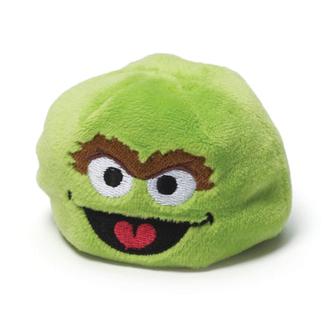 Gund Sesame Street Plush Oscar the Grouch Beanbag Pal 2.5 #4048673