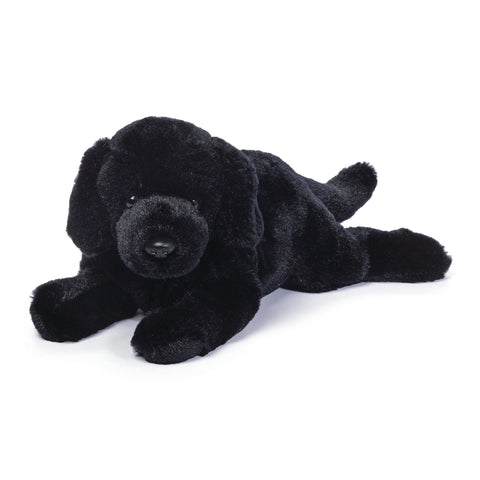 "Gund Plush Coal Dog Black Lab 12"" #4048693"
